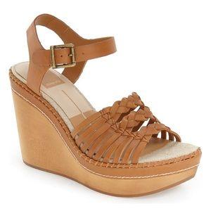NWOT DOLCE VITA wedge sandals
